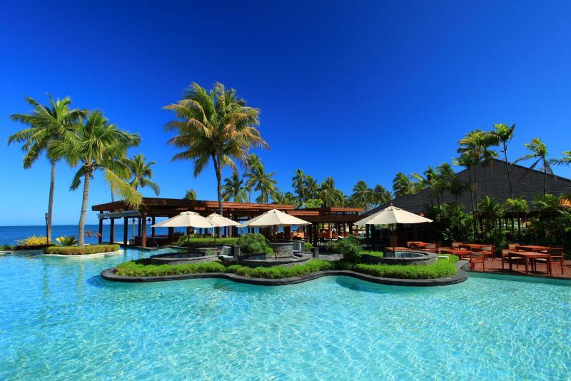 Sheraton Fiji Resort Dream Wedding Places And